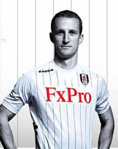 Fulham Home Kit 2012