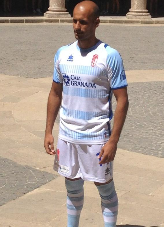 Granada Soccer Jersey 2013