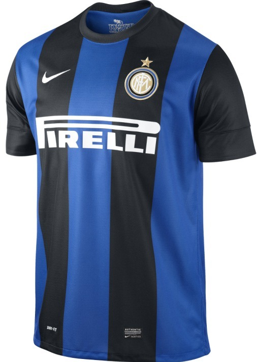 Inter Milan New Home Jersey 2013