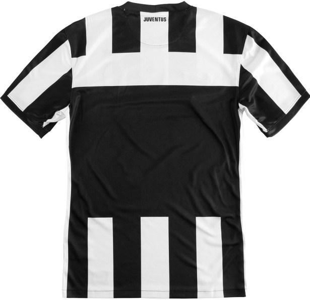 Juventus Home Jersey 2012
