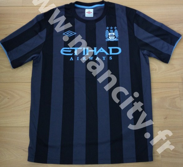 Leaked Man City Third Kit 2013
