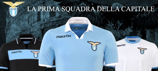 Macron Lazio Maglia 2012