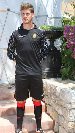 Mallorca  2013 Goalkeeper Shirt