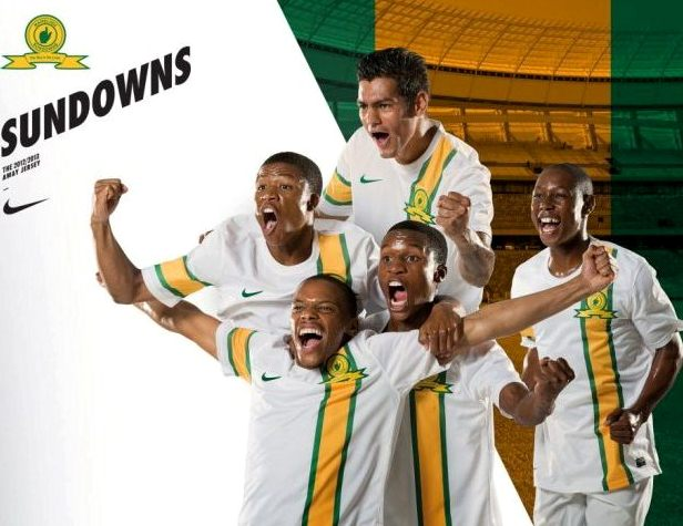 Mamelodi Sundowns New Kit 2013