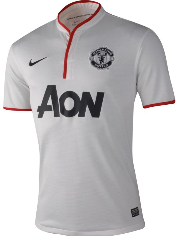 New Man Utd Away Jersey 2013