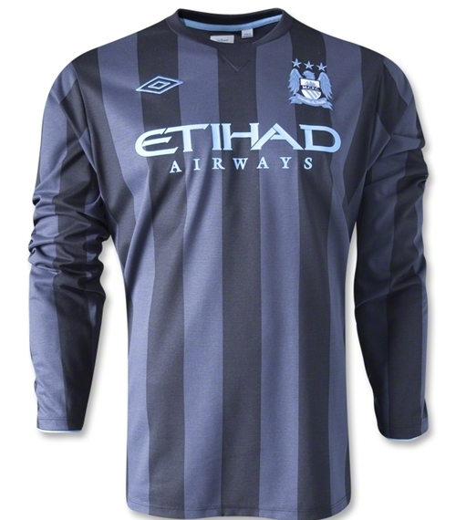 Manchester City 3rd Kit 2012 13 Leaked