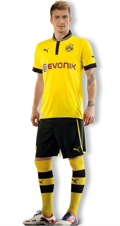 Marco Reus Dortmund 2012 Jersey