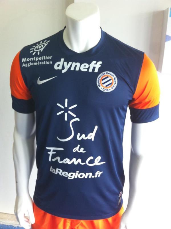 Montpellier New Kit 12-13