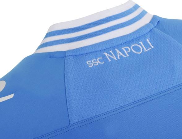 Napoli Shirt Closeup