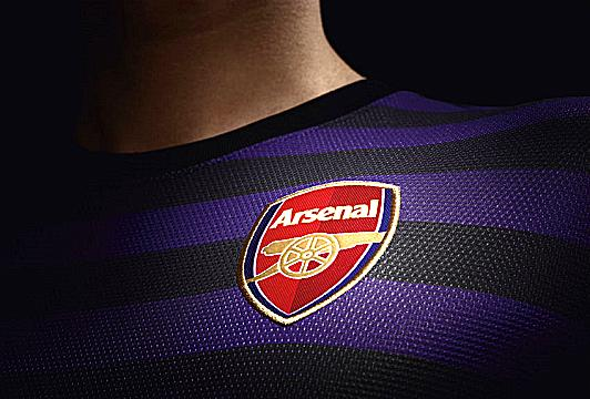 New Arsenal Away Kit 12 13