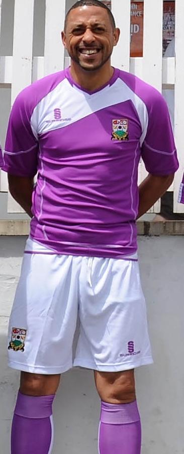 New Barnet Away Kit 12-13