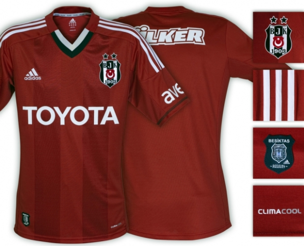New Besiktas Jersey 2013