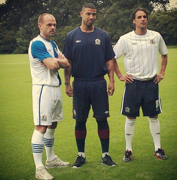 New Blackburn Rovers Third Kit 2012/13