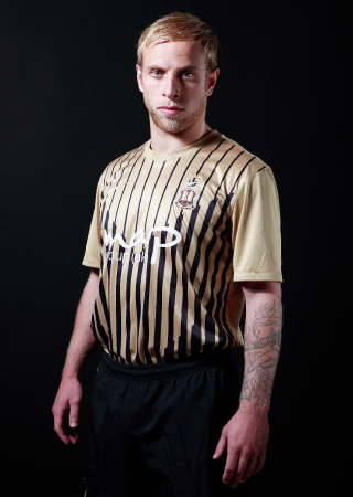 New Bradford City Away Kit 2013