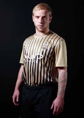 New Bradford City Away Kit 2013