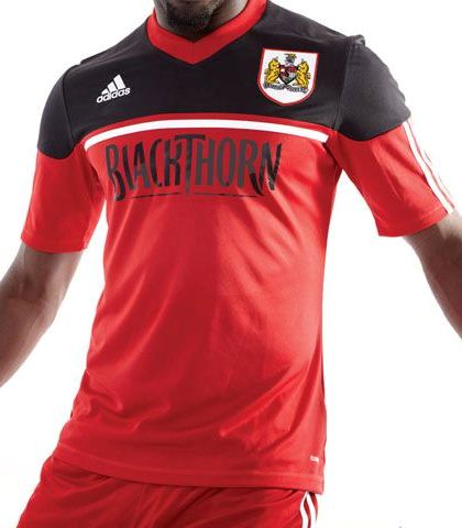 New Bristol City Home Shirt 2012 13