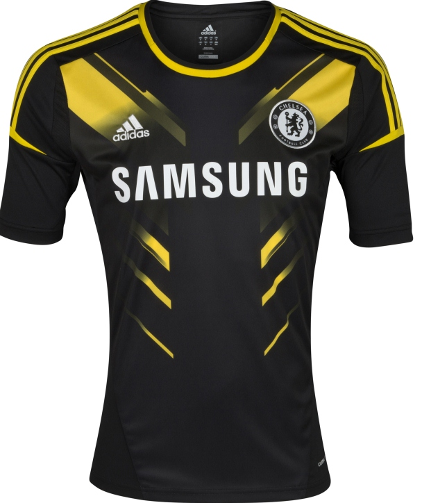 New Chelsea Third Kit 2013