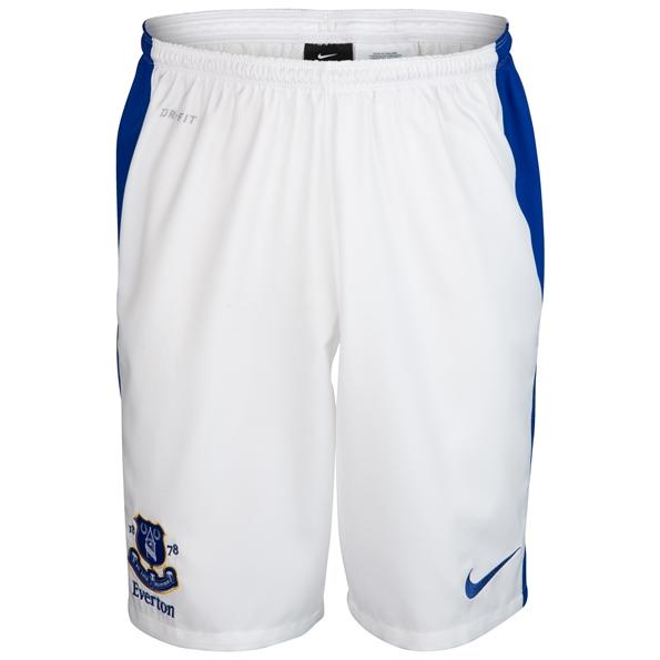 Everton short 2012-2013