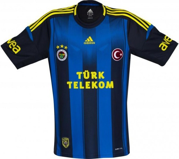 New Fenerbahce Football Top