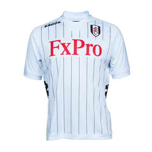 New Fulham Home Kit 2013