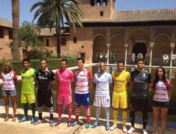 New Granada Kits 2012 13