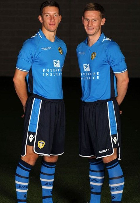 New Leeds Away Kit 12-13