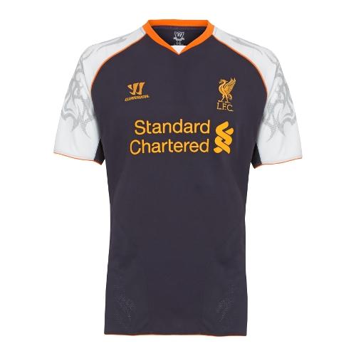 New Liverpool Third Kit 12-13