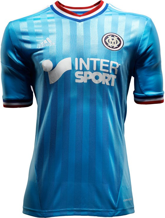 New Marseille Away Shirt 2012