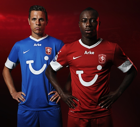 New Nike Twente Kits 12-13