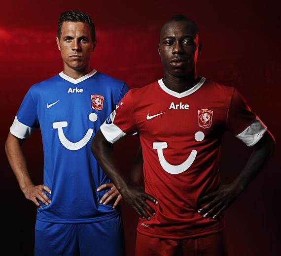 FC Twente 3e shirt 2012/2013