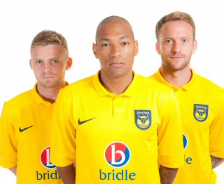 New Oxford United Shirt 2012