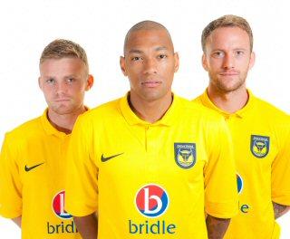New Oxford United Shirt 2012