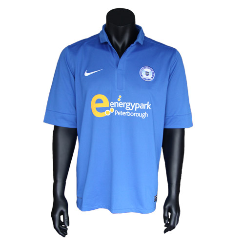 New Peterborough Home Kit 2012/13