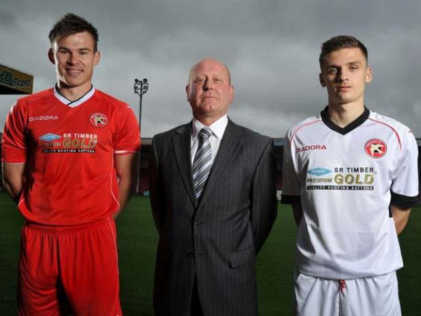 New Walsall FC Kit