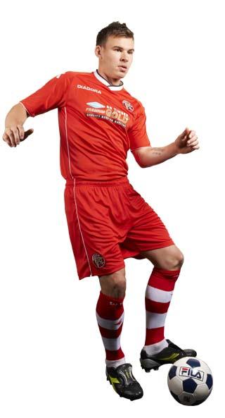New Walsall FC Shirt 2012