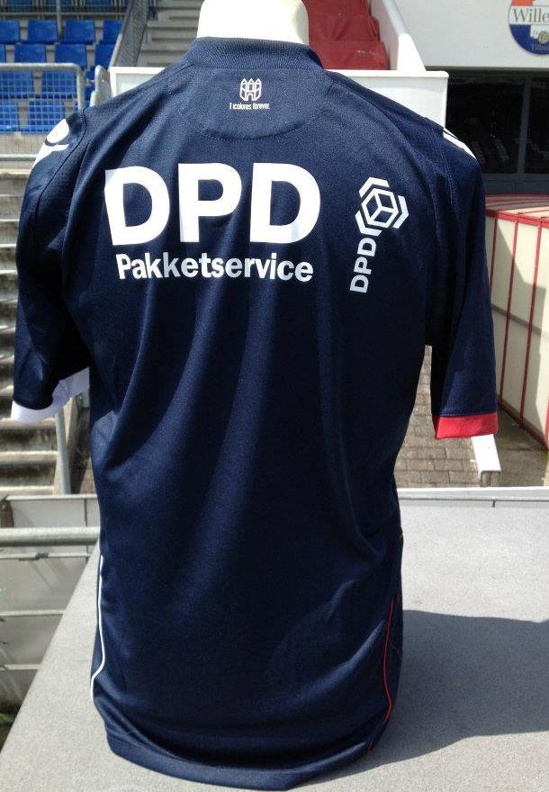 New Willem II Tilburg Shirt 2013