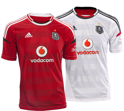 Adidas Orlando Pirates New Jersey 2012/2013- New Bucs Kits 12-13 PSL