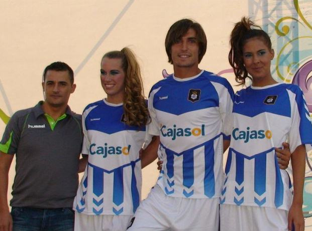 Recreativo Huelva Home Jersey 2012
