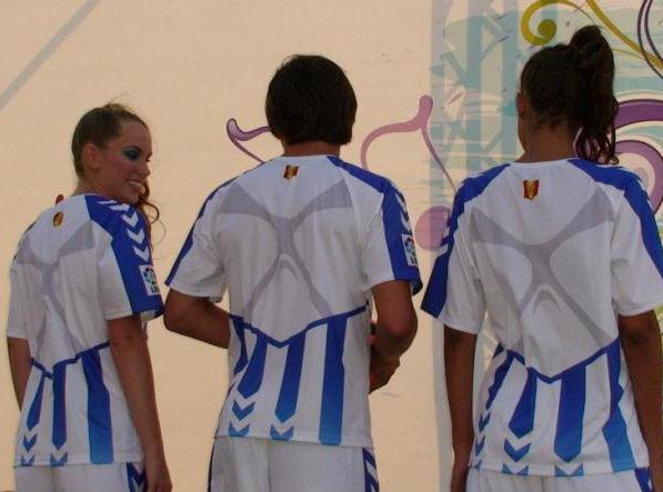 Recreativo de Huelva Home Kit 12 13