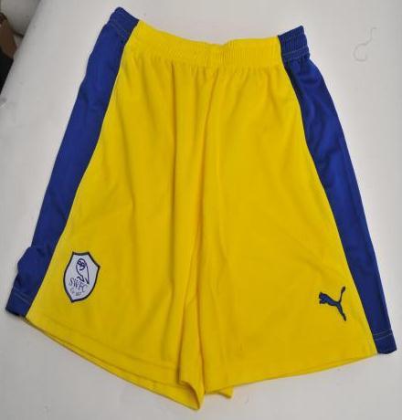 Sheffield Wednesday Shorts 2012