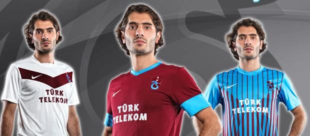 Trabzonspor Football Shirts