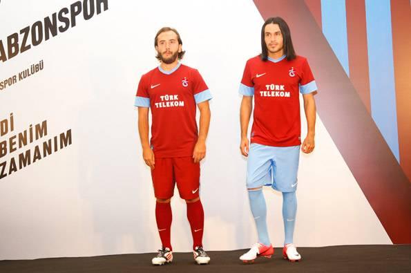 Trabzonspor Kit 12-13