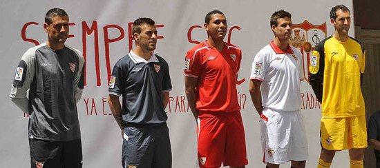 Umbro Sevilla Kit 2013