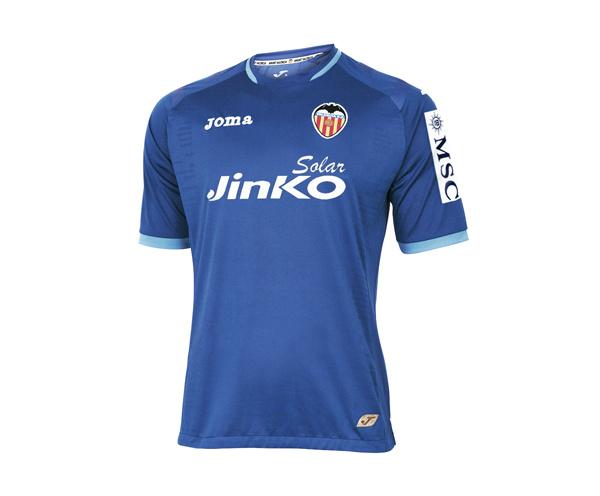 Valencia uitshirt 2012-2013