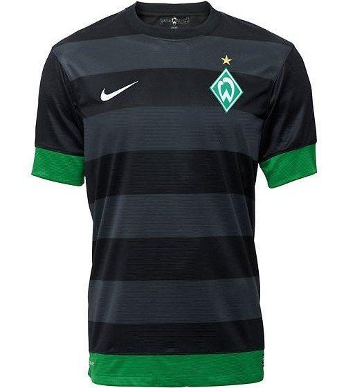 Werder Bremen Away Kit 12-13