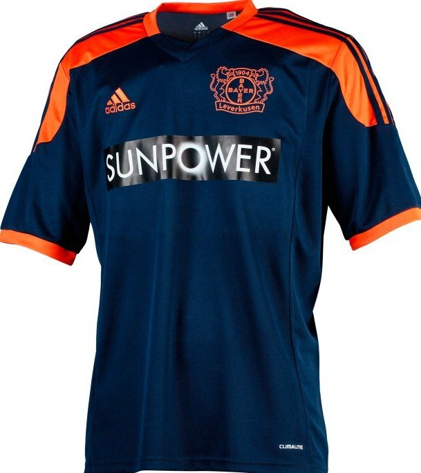 Bayer Leverkusen Third Kit 12/13