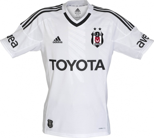 Besiktas Home Kit 12 13