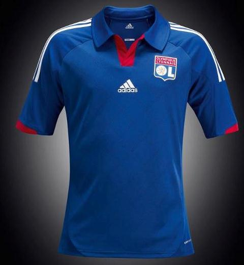 Blue Lyon Football Shirt 2012