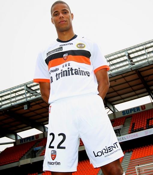 FC Lorient Maillot Exterieur 2012