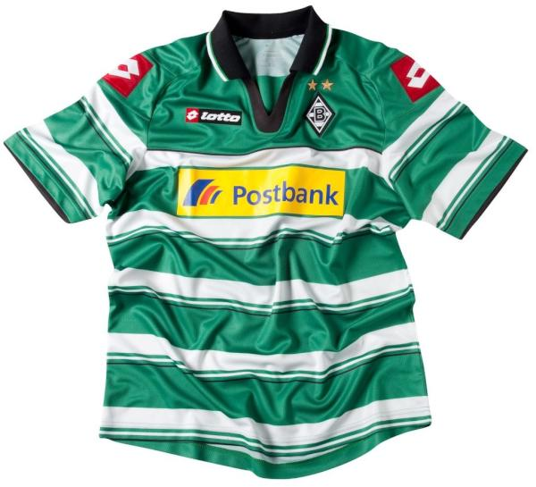 Gladbach Europa Pokal Trikot 2012